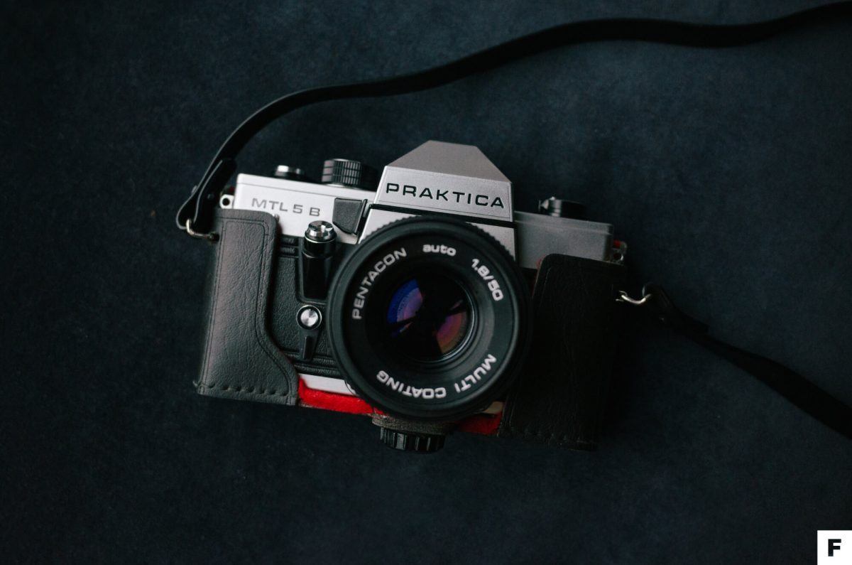 praktica mtl5B fotoaparat na film
