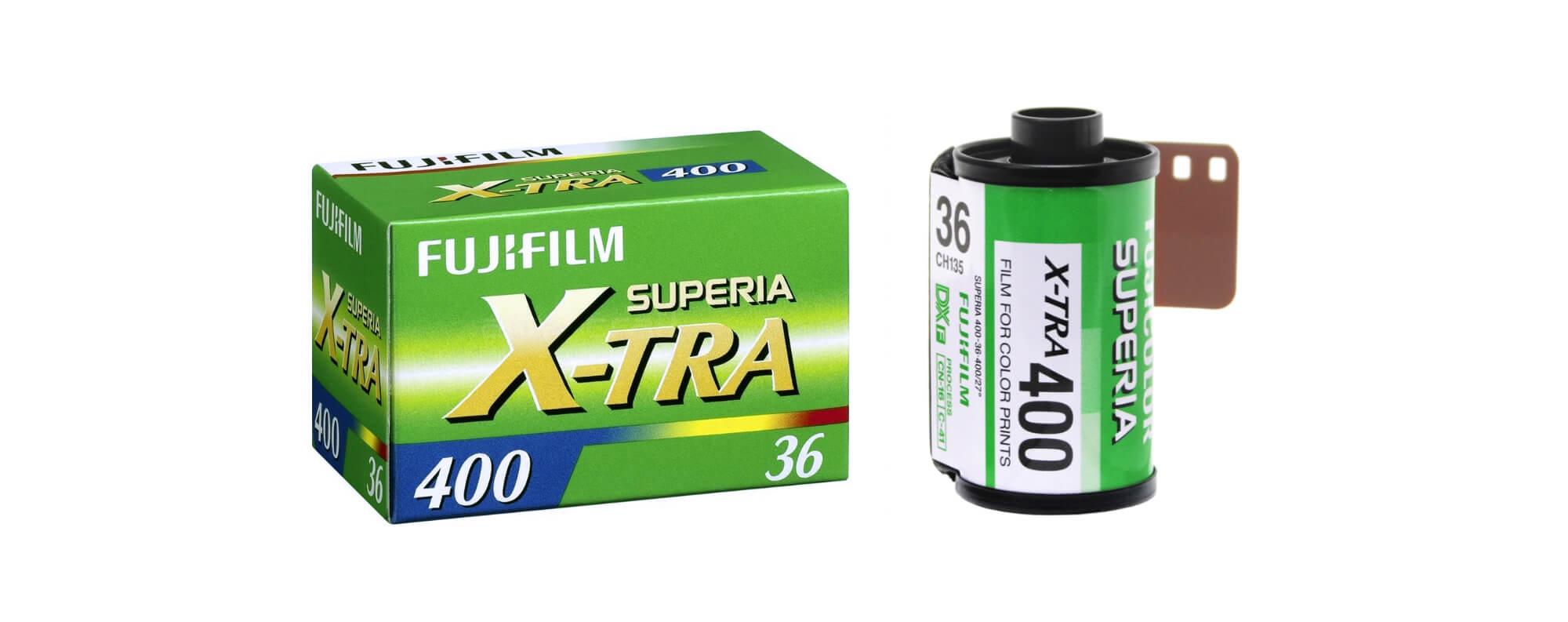 fujifilm superia farebný kinofilm