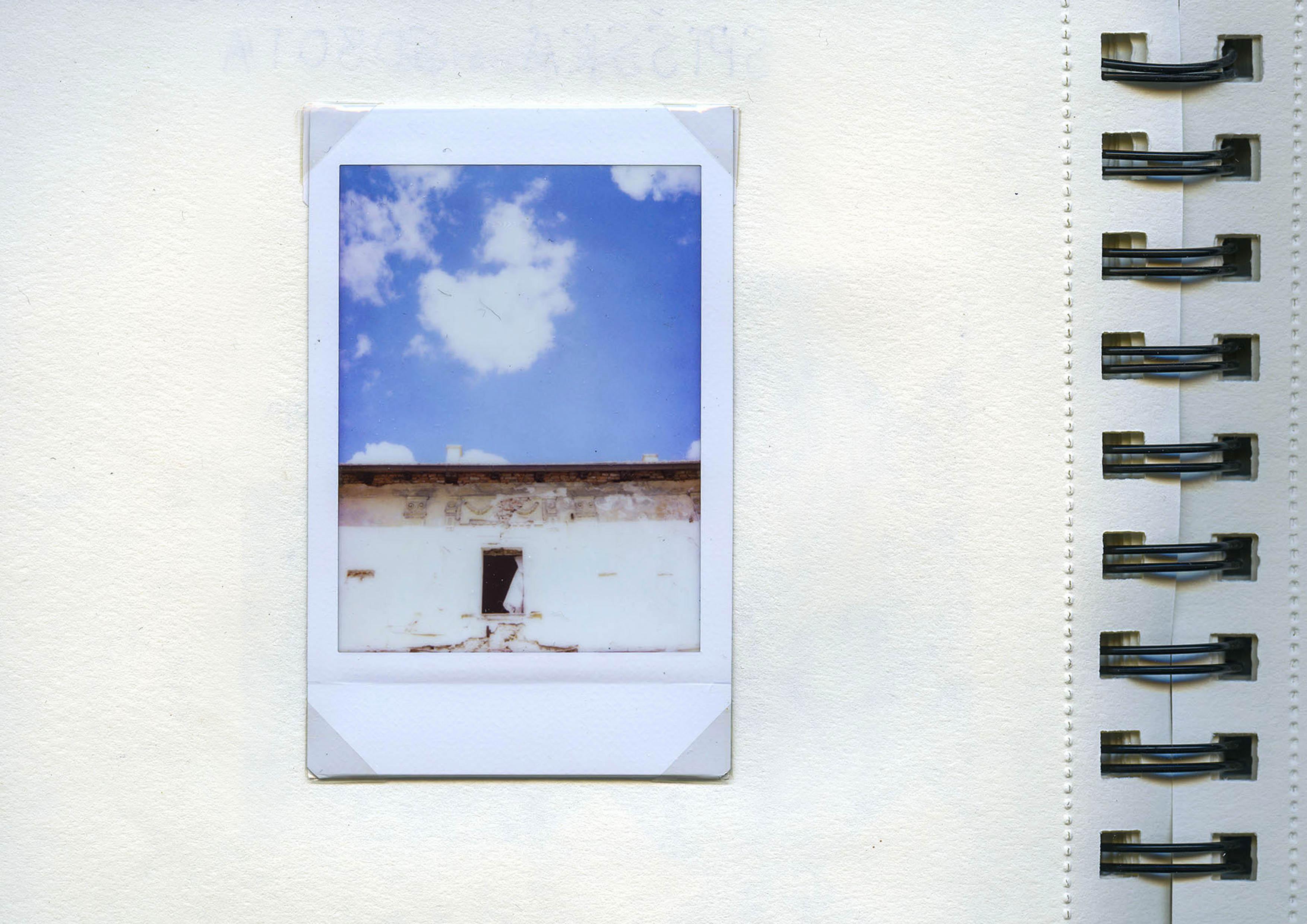 instantna fotka s fujifilm instax