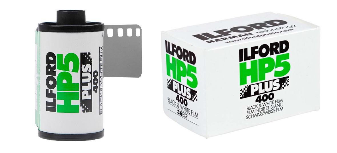 ilford hp5 plus