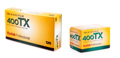 kodak tri-x 400 film