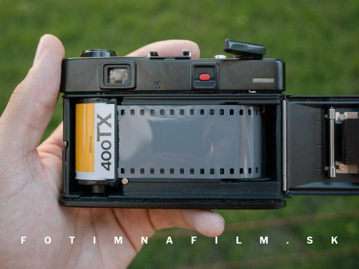 Kodak Tri-X 400 Recenzia