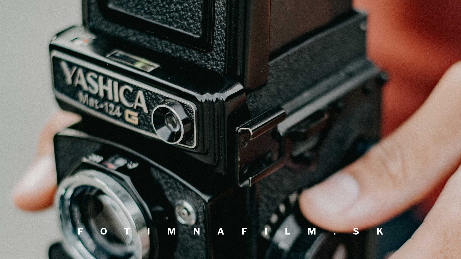 yashica mat 124g detail lightmeter
