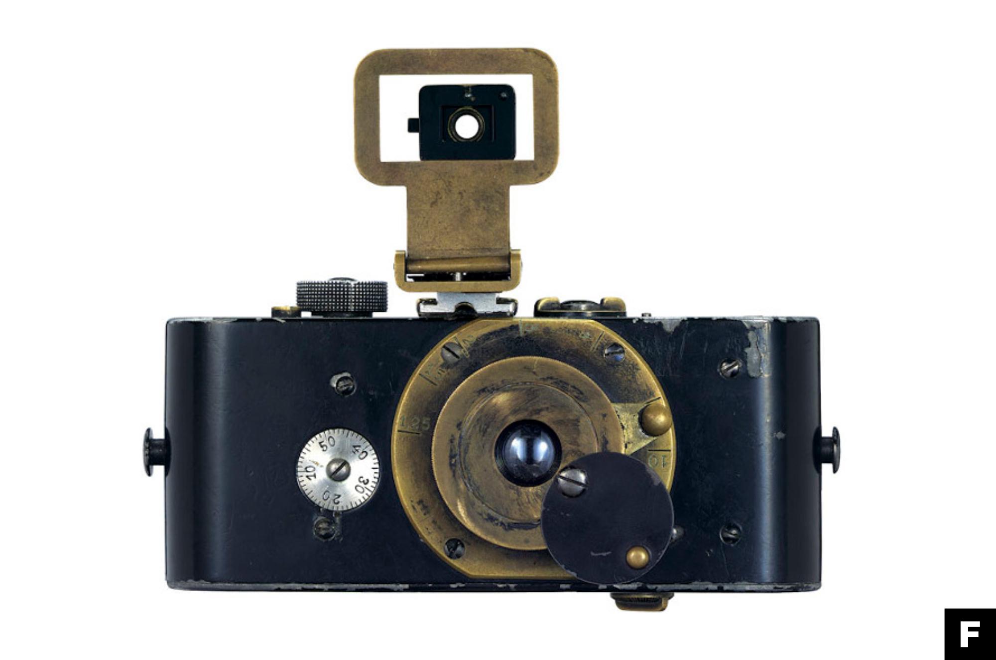 prototyp leica ur fotim na film
