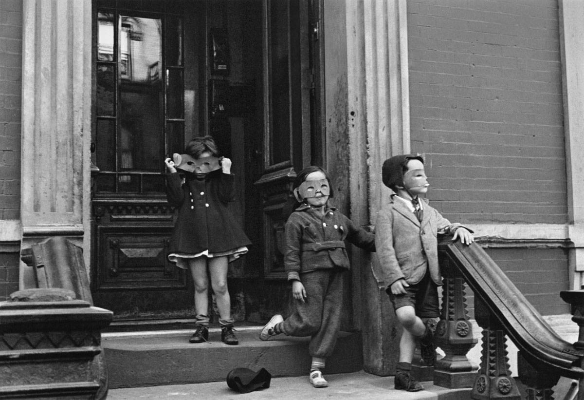 Helen Levitt master of street photography