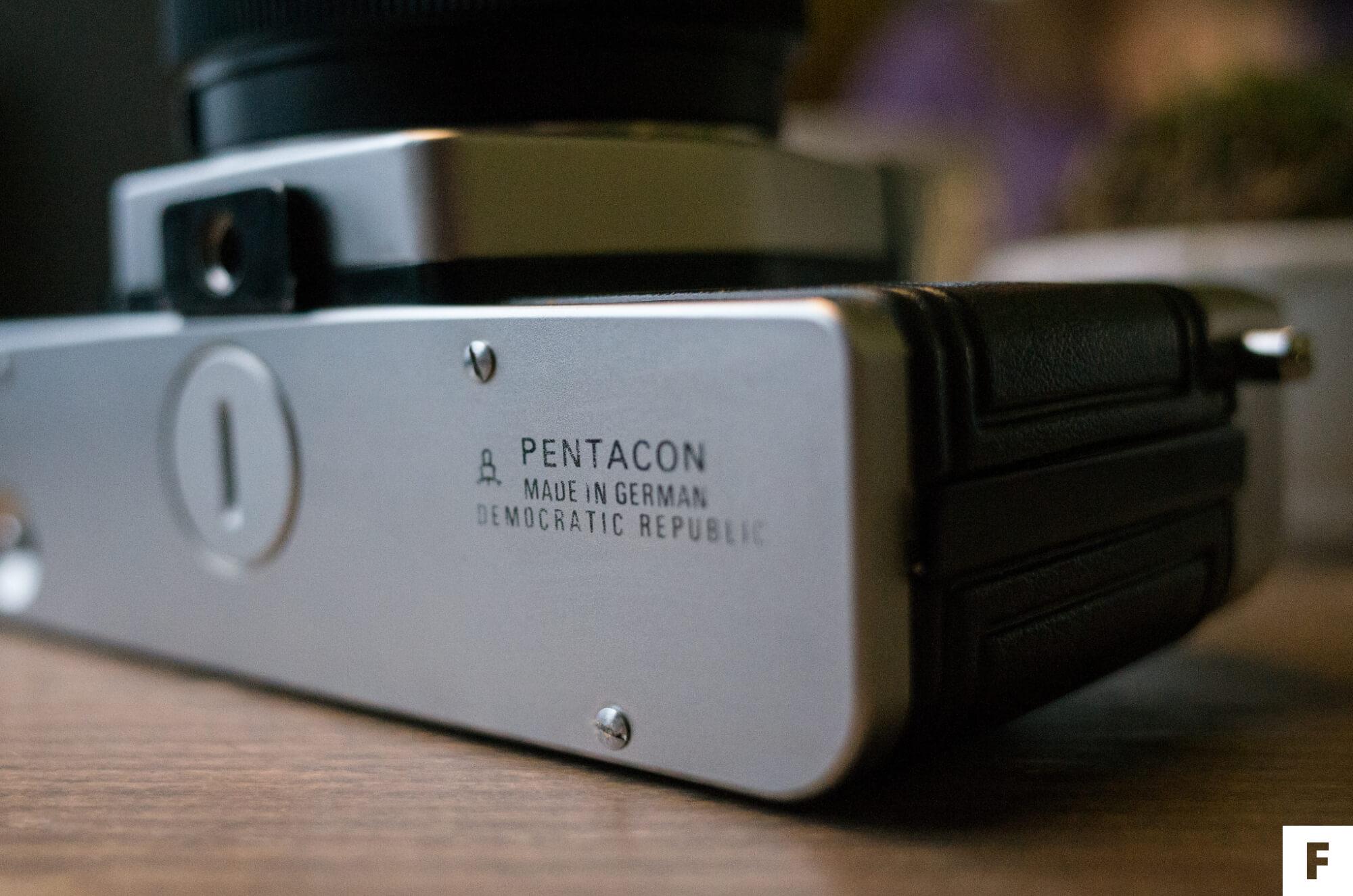 Pentacon Praktica MTL5B, nemecká zrkadlovka na film, Fotímnafilm.sk recenzia