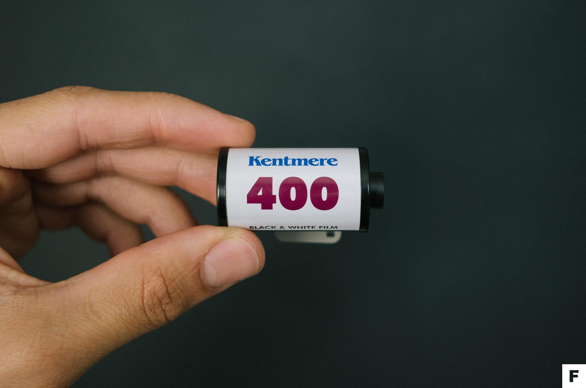 Kentmere Pan 400