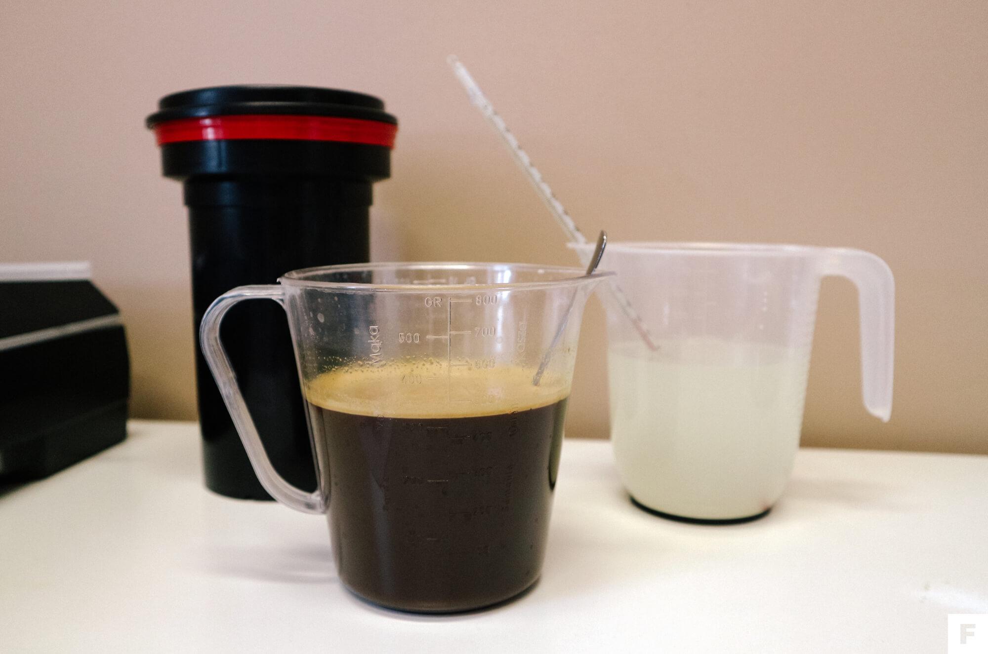 Caffenol – vývojka z instantní kávy