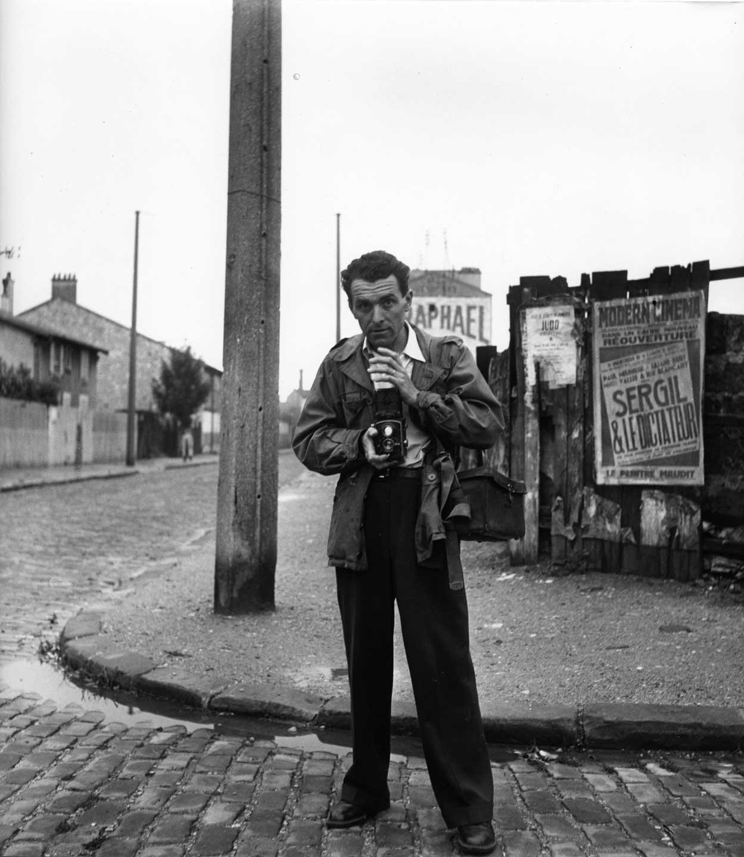 francúzsky fotograf robert doisneau
