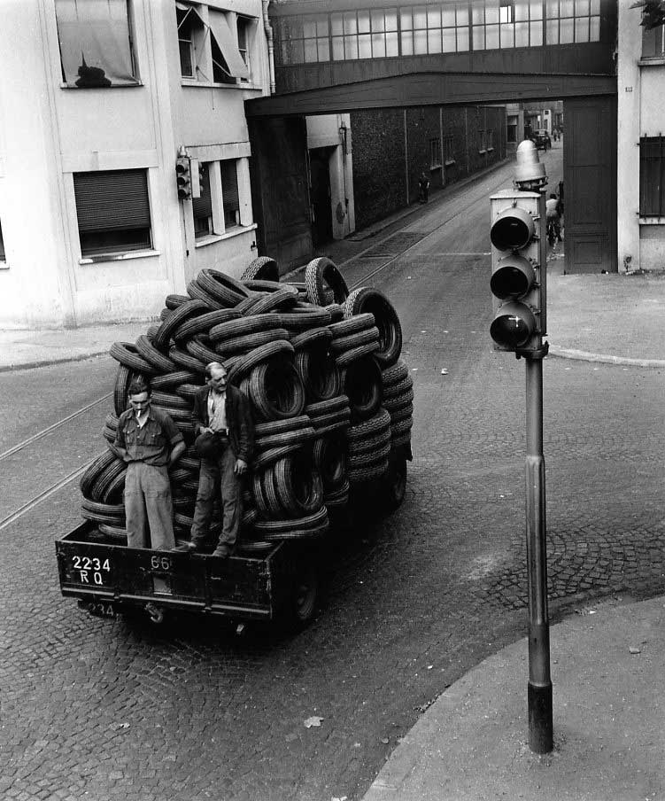 Fotograf Robert Doiseau Renault